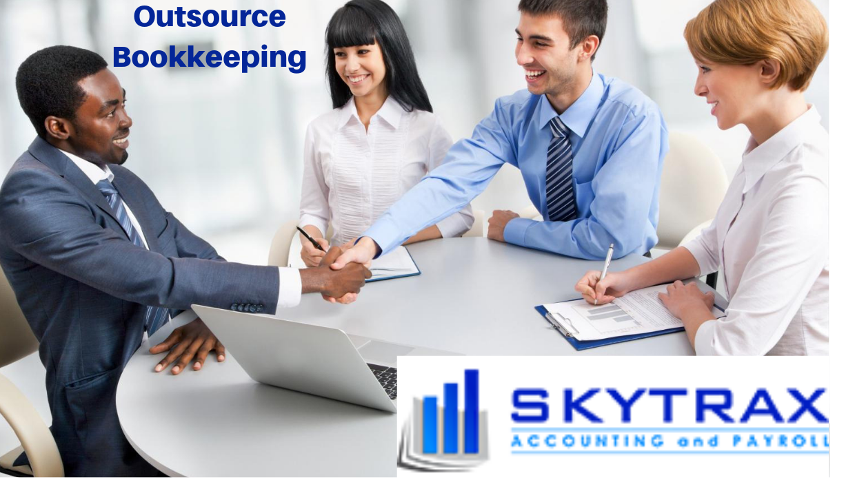 5 Reasons to Use an Outsourced Bookkeeping Service